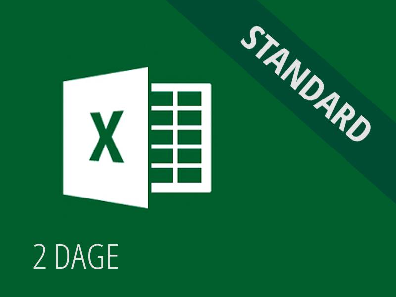 Excel KURSUS Standard